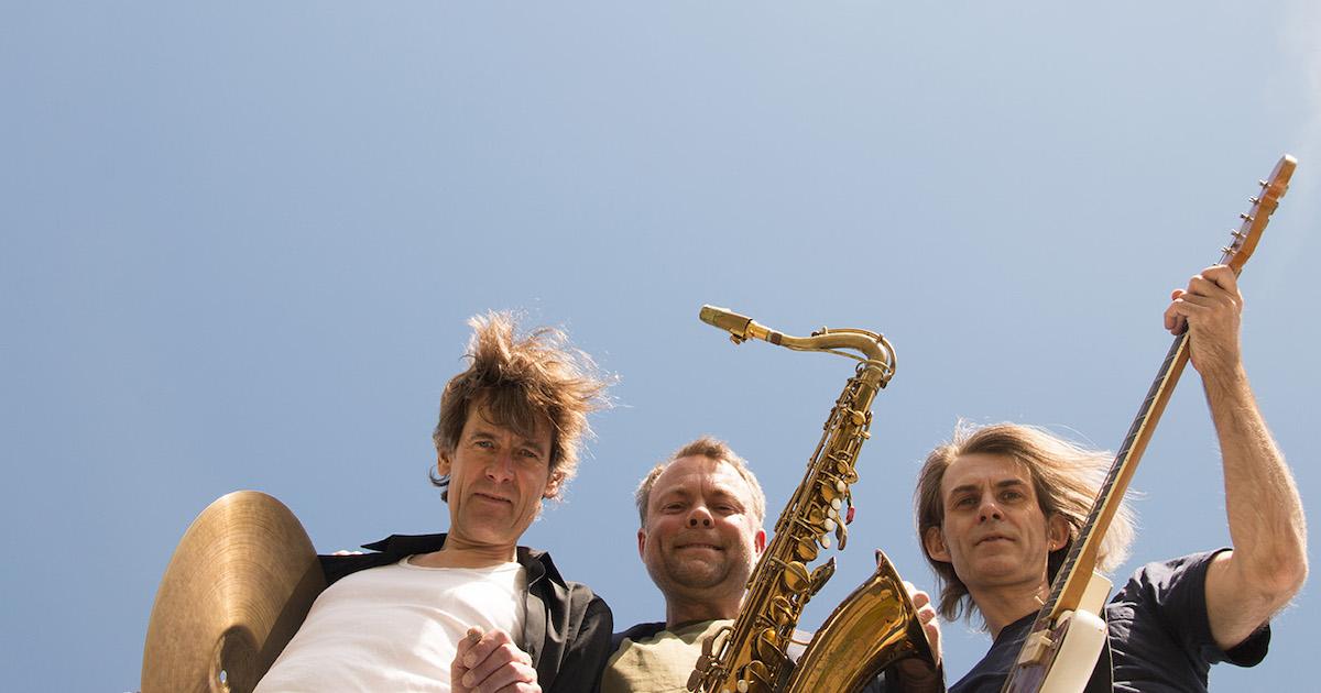 Jazz Explorer Trio press photo by Sarit Dhabani.
