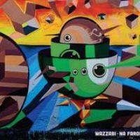 Wazzabi - Na Farofa - album cover