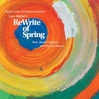 Lars Møller - Rewrite of Spring - album cover
