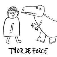 Thor De Force - Sundays In September - album cover
