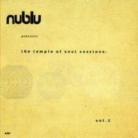 Nublu Presents the Temple of Soul Sessions Vol. 2 - album cover