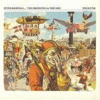 Peter Rosendel - The Trickster - album cover